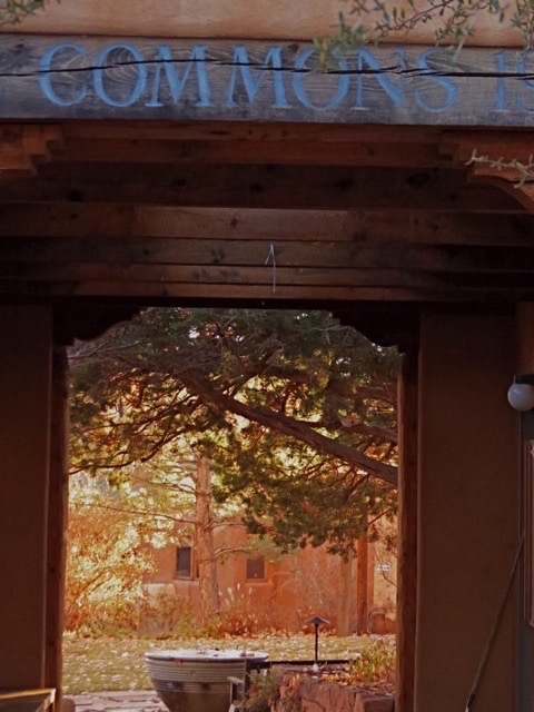 Commons entryway